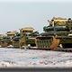 Танки Т-72Б3 Амурского общевойскового объединения ВВО. Фото